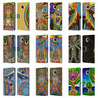 OFFICIAL CHRIS DYER SPIRITUAL LEATHER BOOK WALLET CASE COVER FOR MOTOROLA PHONES