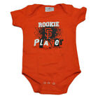 Best Rookie Players - MLB San Francisco Giants Infant Bodysuit Creeper Ba Review