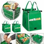 Large Grocery Shopping Bag Foldable Tote Eco-friendly Reusable Supermarket Bags