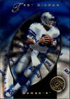 1997 Totally Certified Football Platinum Blue Singles xxxx/2499 - You Choose $3.0 USD on eBay