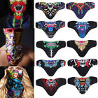 Skull Ski Snowboard Motorcycle Bicycle Winter Sport Neck Warm Scarf Face Mask US