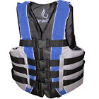 Внешний вид - Life Jacket Vest Adult PFD Type III Fully Enclosed US Coast Guard Approved SAFE!
