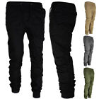 Fashion Mens' Casual Trousers Gym Running Jogger Sweatpants Long Sport Pants NEW