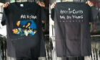 NEW - rare- Alice In Chains We Die Young - black t shirt top gildan - USA size image
