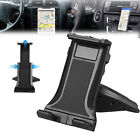 "CD Slot Universal Tablet Car Mount Holder for 7""-12"" iPad/Galaxy Tab/Tablet/GPS"