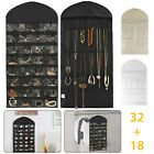 Kyпить Hanging Jewelry Organizer Bracelet Earring Necklace 32 Pockets 12 Hook Storage на еВаy.соm
