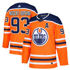 93 A Ryan Nugent Hopkins Jersey Edmonton Oilers Home Adidas Authentic