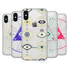 OFFICIAL CAT COQUILLETTE EVIL EYE GEL CASE FOR APPLE iPHONE PHONES