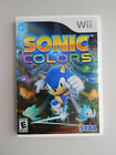 Nintendo Wii Sonic Games! You Choose from Selection! Many Titles!