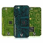HEAD CASE DESIGNS CIRCUIT BOARDS SILVER SLIDER CASE FOR APPLE iPHONE PHONES