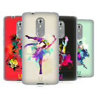 HEAD CASE DESIGNS DANCE SPLASH GEL CASE FOR ZTE PHONES
