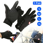 -30℃ Ski Gloves Zipper Winter Sports Thermal Touch Waterproof Snowboard Skiing