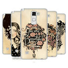 HEAD CASE DESIGNS INTROSPECTION SOFT GEL CASE FOR LG PHONES 3