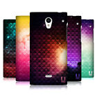 HEAD CASE DESIGNS STUDDED OMBRE HARD BACK CASE FOR SHARP PHONES