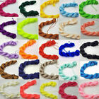 Nylon Cord Thread Braid String Jewelry Making For Chinese Knot Bracelet 1mm*26m