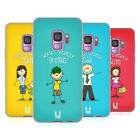 HEAD CASE DESIGNS WORLDS GREATEST FAMILY SOFT GEL CASE FOR SAMSUNG PHONES 1