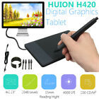 Stylus Digital Drawing Pen Graphics Tablet Signature Pad Huion 680S 420 H420