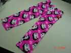 NWT Women's Womens Betty Boop Sleep pants Lounge Pink New Size Large PJ bottom $17.98 USD on eBay