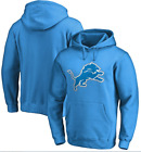 NFL Team Apparel Majestic Detroit Lions Hooded Sweatshirt New Mens X-LARGE $29.92 USD on eBay