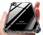 Brand New Case - iPhone XS Max XR 8 7 6 Plus Shockproof Armor Holder Clear Cover
