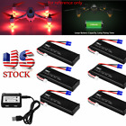 For Hubsan H501S RC Quadcopter 7.4V 2700mAh Rechageable Lipo Battery/ Charger