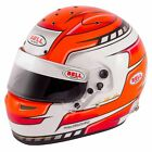 Bell RS7 Pro FIA & Snell 2015 Approved Race / Rally Helmet - Falcon Red