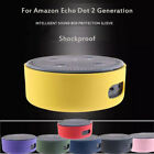 For Amazon Echo Dot 2 Generation Case Cover Shockproof Protective Anti-Drop Soft