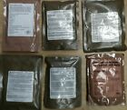 MRE Meals Army Food Ration Scout Camping Walking Various Hiking Ready to Eat
