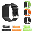 Replacement Sport Silicone Wrist Watch Band Strap+Tool For Garmin Vivoactive HR