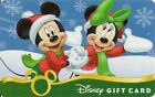 Disney Mickey Mouse Minnie Gift Cards - Collectible Only / No Value - You Pick!