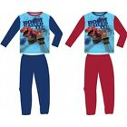 NEW OFFICIAL DINOTRUX PYJAMAS - Young Boys Kids Children Pjs Gift - 2-6 Years