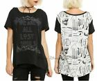 New American Horror Story We Are All Lost Souls Girls Hi-Low Top Juniors S-L
