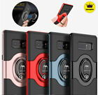 For Samsung Galaxy S10/ S10 Plus Shockproof w/ Ring Kickstand Holder Case Cover