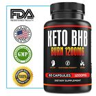 1200mg Keto Boost Diet Pills Advanced Weight Loss Fat Burner Women Men BHB Burn $14.99 USD on eBay