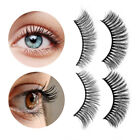 BONNIE CHOICE 3 Pairs False Eyelashes Simulation Thick Reusable Beauty Makeup