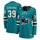 Logan Couture San Jose Sharks Fanatics Branded Womens Breakaway Jersey Teal