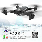 Folding 1080P 5G Wifi FPV Camera GPS Altitude Hold RC Drone Quadcopter SG900