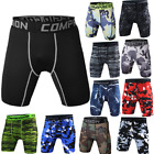 Fashion Sports Apparel Skin Tights Compression Base Mens Running Gym Shorts Hot