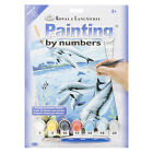 New Royal & Langnickel Paint By Numbers Artist Painting Kit Themed A4 15 Designs