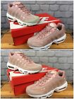 NIKE AIR MAX 95 LADIES PINK LEATHER MESH PATENT TONAL TRAINERS VARIOUS SIZES