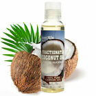 Pure Cold Pressed Coconut Oil Massage Oil for Hair Growth  Skin & Face Care