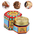 Pro TIGER Red White Balm Thai Massage Ointment Relief Muscle Ache Pain Unisex