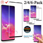 For Samsung Galaxy S10 Plus/S10/S10e Full Cover Tempered Glass Screen Protector