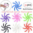 to Replace Beauty Tool Rubber Pads Eyelash Curler Refill Makeup Replacement