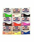 2x-FIMO Soft Polymer Clay MODELLING - MOULDING OVEN BAKE 72 COLORS USA Cheapest image
