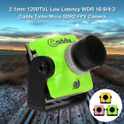 Caddx Turbo Micro SDR2 1/2.8 2.1mm 1200TVL Low Latency WDR 16:9/4:3 FPV Camera