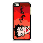 BETTY BOOP 2 iPod Touch 4 5 6 Case 4th 5th 6th Gen Case Cover $15.9 USD on eBay