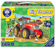 Orchard Toys Big Tractor Floor Puzzle