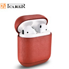 Vintage Genuine Leather AirPod Case Protective Case Cover Apple Airpods Air Pods