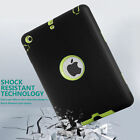 Shockproof Heavy Duty Rugged Tablet Cover Case For iPad Mini 1 2 3 4 5 6 7th Air